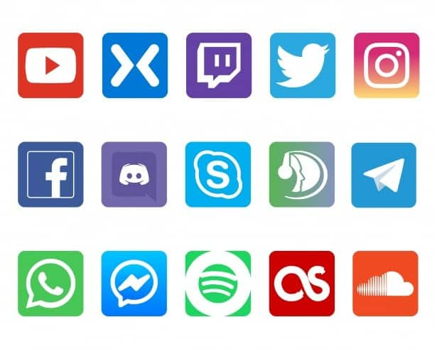 Should I Use Social Icons On My Website